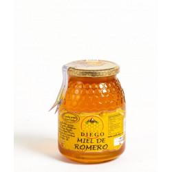 miel de romero. pura