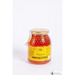 miel de eucalipto. pura